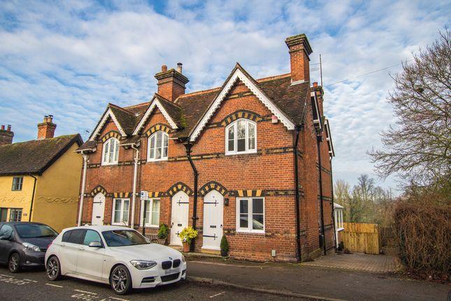 Thumbnail End terrace house for sale in Castle Street, Saffron Walden