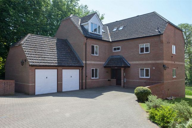 Thumbnail Flat for sale in The Waterside, Hellesdon, Norwich