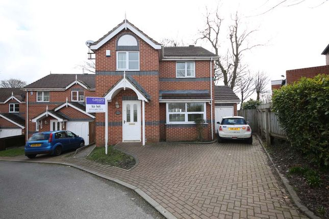 Thumbnail Detached house to rent in Gledhow Park Grove, Chapel Allerton, Leeds