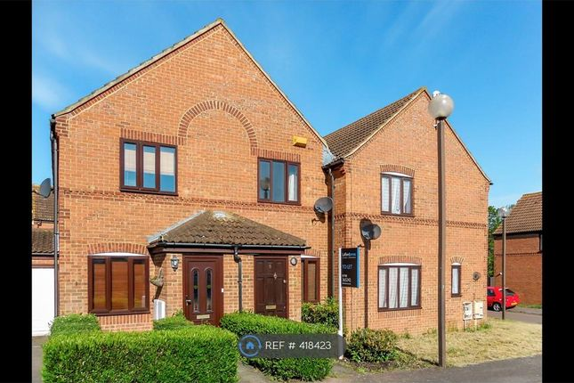 Thumbnail Terraced house to rent in Coggeshall Grove, Milton Keynes