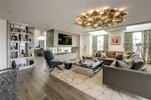 Thumbnail Flat for sale in Pearson Square, Fitzroy Place