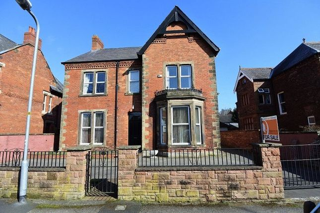 Thumbnail Detached house for sale in Norfolk Road, Carlisle