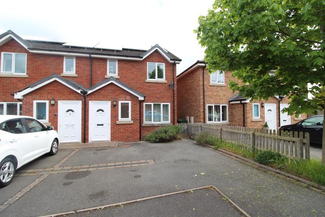 3 bed semi-detached house for sale in Harvey Gardens, Shrewsbury SY2