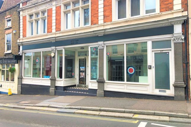 Thumbnail Retail premises to let in Heath Street, London