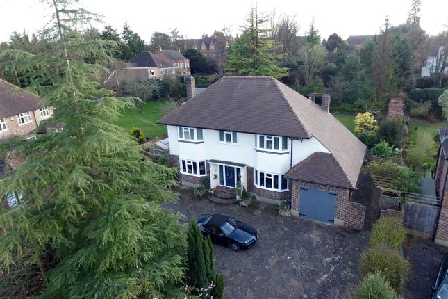 Thumbnail Detached house for sale in Links Road, Epsom