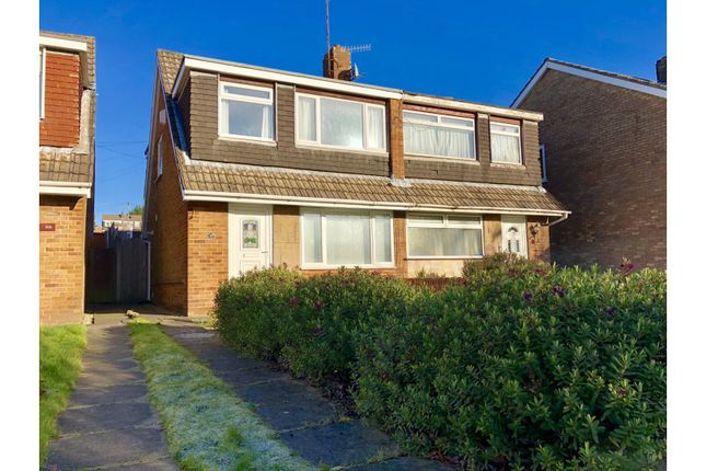 Thumbnail Semi-detached house to rent in Helton Close, Prenton