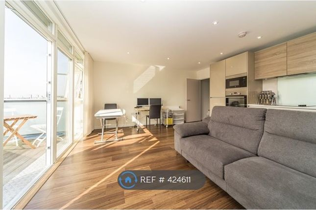 Thumbnail Flat to rent in Packington Road, London