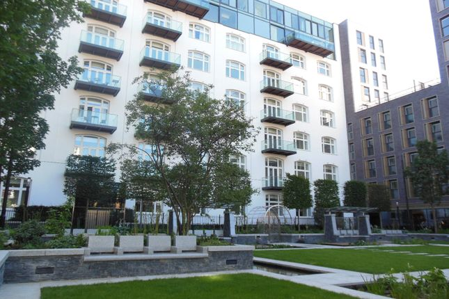 Thumbnail Flat for sale in Sterling Mansions, London