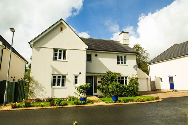 Thumbnail Detached house for sale in The Heights, Tavistock