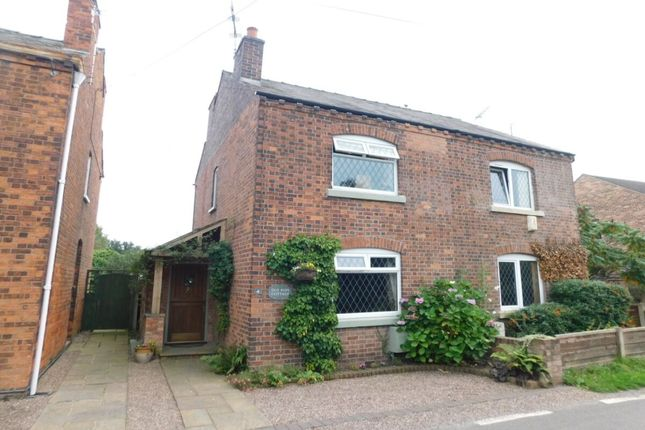 Thumbnail Semi-detached house for sale in Gresty Lane, Shavington, Crewe