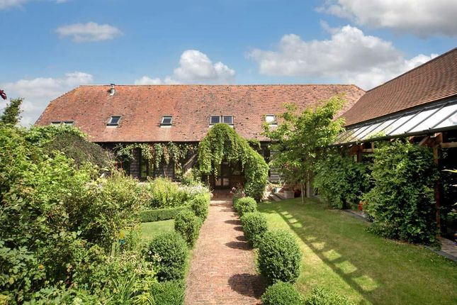 Thumbnail Detached house for sale in Eastbury, Hungerford, Berkshire