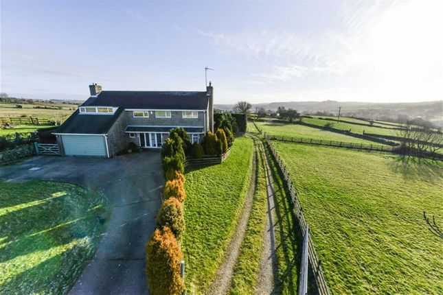 4 bed detached house for sale in Bromley Edge Lane., Winkhill Nr Leek, Staffordshire