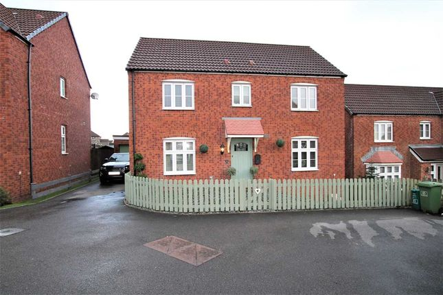 Thumbnail Detached house for sale in Llewellyns View, Gilfach Goch, Porth
