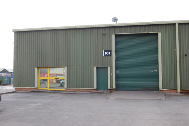 Thumbnail Warehouse to let in Marchington Industrial Estate, Stubby Lane, Marchington
