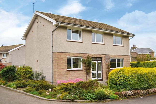 Thumbnail Detached house for sale in Burnfoot, Cardross, Dumbarton