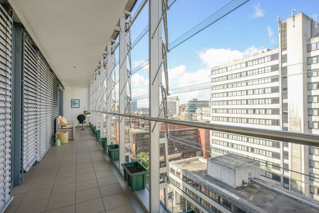Thumbnail Flat to rent in Number One, Deansgate, Manchester