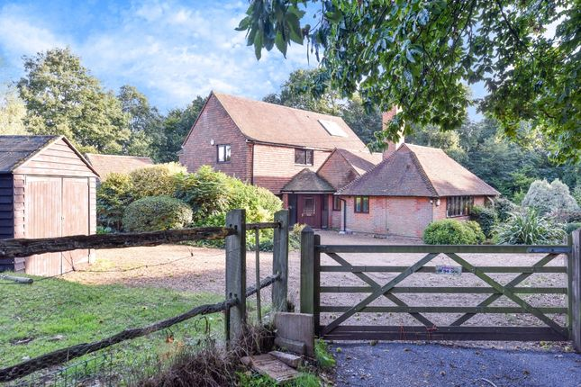 Thumbnail Property to rent in Sylvan Lodge, Highfield Lane, Puttenham, Guildford
