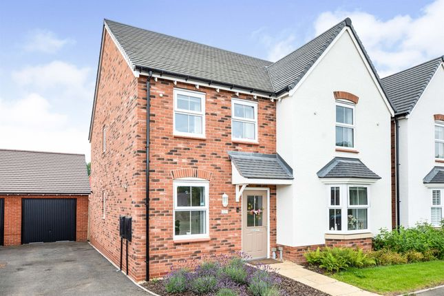 Thumbnail Detached house for sale in Nelson Way, Long Itchington, Southam