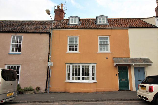 Thumbnail Terraced house for sale in Castle Street, Thornbury, Bristol