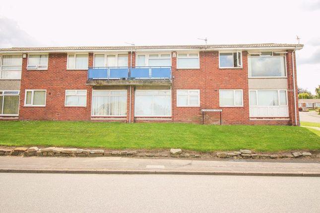 External of Abingdon Court, Blaydon-On-Tyne NE21