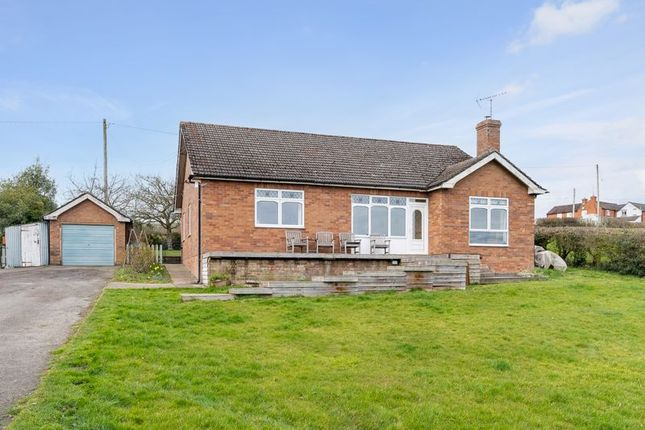 Thumbnail Bungalow to rent in The Wyches, Little Worthen, Shrewsbury