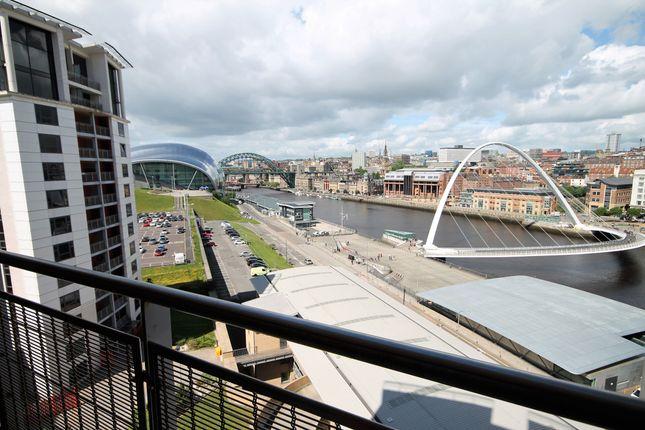 Thumbnail Flat to rent in Mill Road, Gateshead