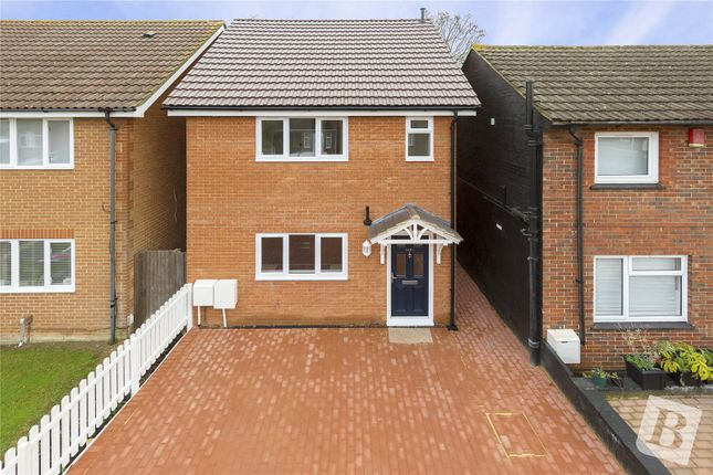 Thumbnail Detached house for sale in Wilson Avenue, Rochester, Kent