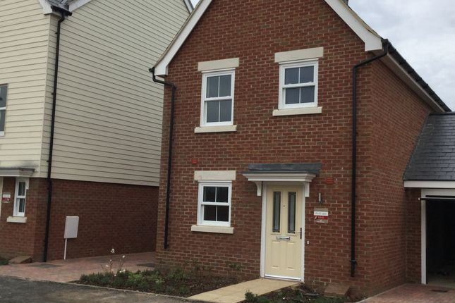 Thumbnail Detached house to rent in Sherrington Grove, Biggleswade