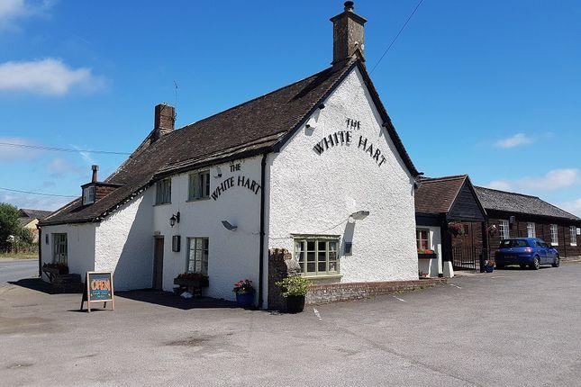 Thumbnail Pub/bar for sale in Bishops Caundle, Nr Sherborne, Dorset
