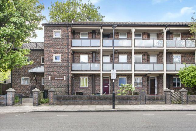 1 bed flat for sale in Wells Court, Queen Margarets Grove, London N1