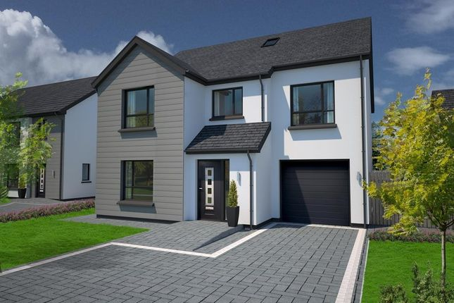 Thumbnail Detached house for sale in Plot 23, The Meadows, Douglas Road, Castletown