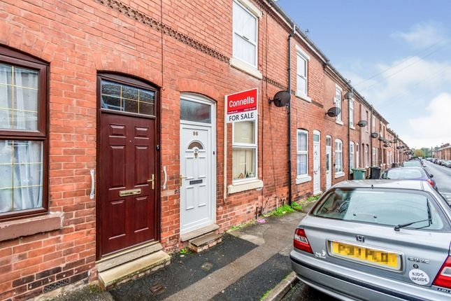 3 bed terraced house for sale in Prince Street, Walsall WS2