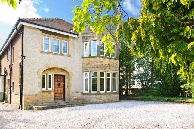 Thumbnail Detached house to rent in Almsford Avenue, Harrogate