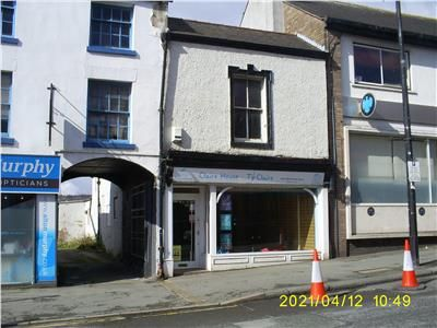 Thumbnail Retail premises to let in High Street, Mold, Flintshire
