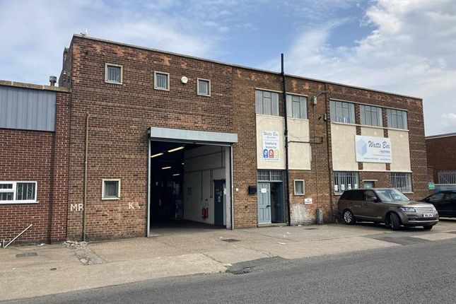 Thumbnail Light industrial to let in King Edward Street, Grimsby
