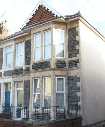 Thumbnail Terraced house to rent in Victoria Park, Fishponds, Bristol