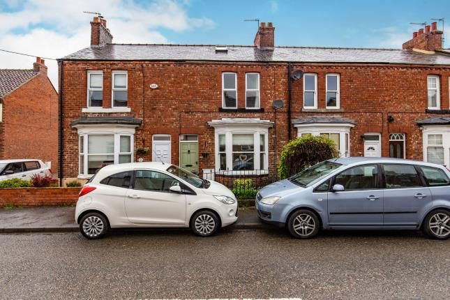 Thumbnail Terraced house for sale in Newton Road, Great Ayton, North Yorkshire, England