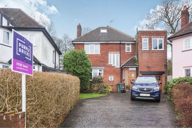 Thumbnail Detached house for sale in Grove Road, Oldbury