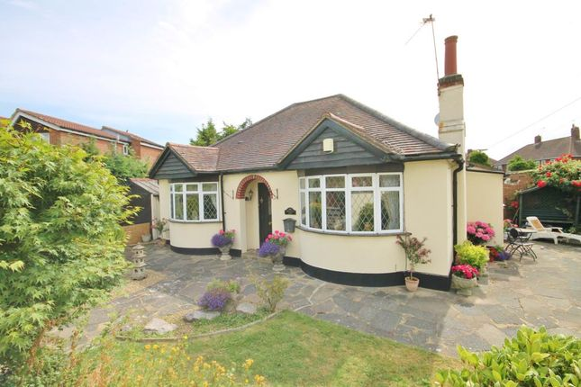 Thumbnail Detached bungalow for sale in Orchard Avenue, Ashford