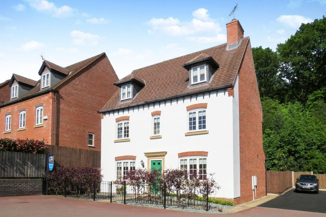 Thumbnail Detached house for sale in Nether Hall Avenue, Great Barr, Birmingham