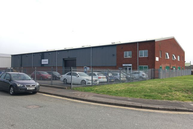 Thumbnail Warehouse to let in St Philips Road, St Philips, Bristol