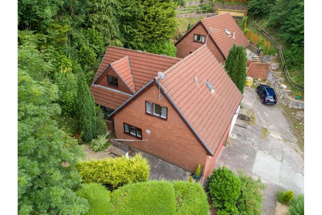 Thumbnail Detached house for sale in Sunnybank, Pontypool