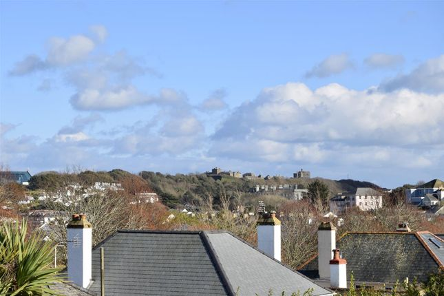 The Location of Grovehill Crescent, Falmouth TR11