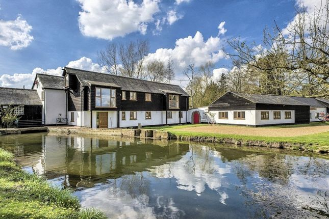 Thumbnail Detached house for sale in Foulden, Thetford, Norfolk