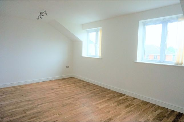 Thumbnail Flat to rent in 3 Hermitage Close, Abbeywood