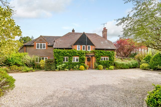 Thumbnail Detached house for sale in Ridgway, Pyrford, Woking
