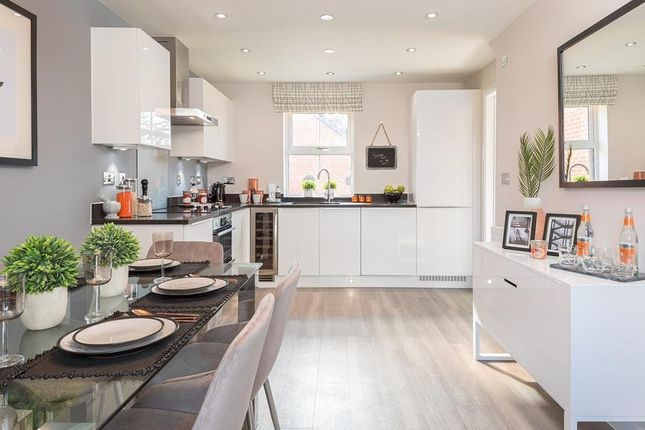 """Thumbnail Detached house for sale in """"Hadley"""" at Hook Lane, Aldingbourne, Chichester"""