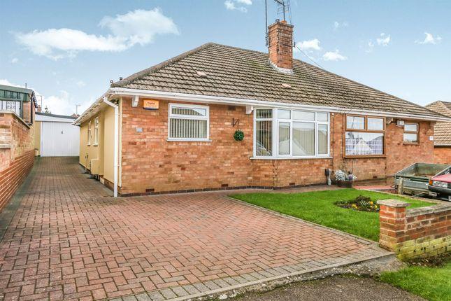 Thumbnail Semi-detached bungalow for sale in Ridgeway, Wellingborough