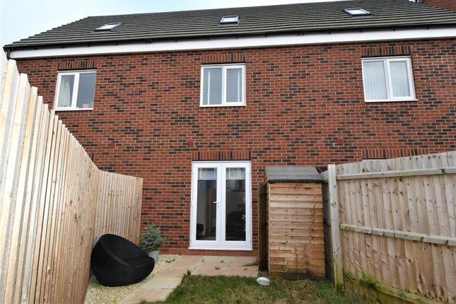 Rear Elevation of Ward Place, Selly Oak, Birmingham B29