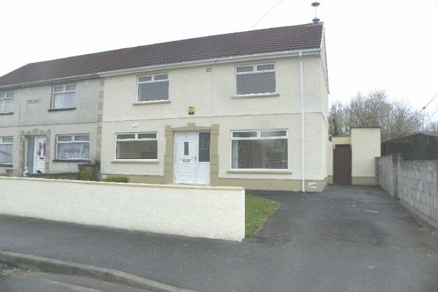 Thumbnail Property to rent in Maesgwern, Tumble, Llanelli